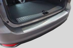 RVS Bumperbescherming Achterbumperprotector, Ford Fiesta MK6 FACELIFT 5D