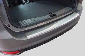 RVS Bumperbescherming Achterbumperprotector, Skoda Fabia II HB