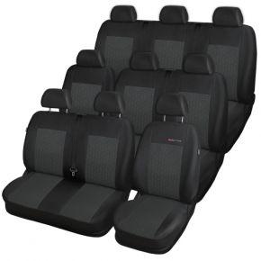 Autostoelhoezen VW T-5 (9 mensen), JAAR 2003-, X138-P1