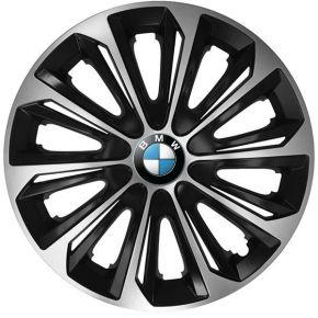 "Puklice pre BMW 14"", STRONG DUOCOLOR 4ks"