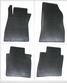 Rubber Automatten NISSAN PULSAR 4 stukken 2014-