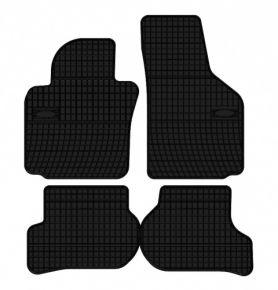 Rubber Automatten SEAT LEON 4 stukken 2005-2012