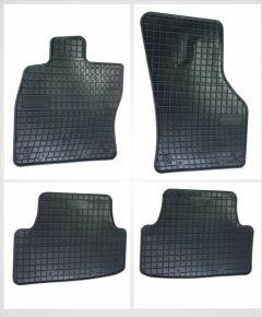 Rubber Automatten SEAT LEON 4 stukken 2013-