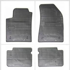 Rubber Automatten FIAT BRAVO/ BRAVA 4 stukken 2007-2014