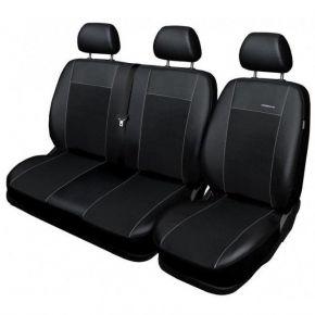 Autostoelhoezen VW CRAFTER, JAAR 2006-, X337 BLACK