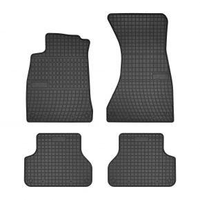Rubber Automatten AUDI A4 (B9) 4 stukken 2015-