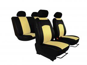 Autostoelhoezen op maat Leer FIAT FIORINO