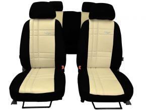 Autostoelhoezen op maat Leer Stype DACIA DOKKER FL (2017-2020)