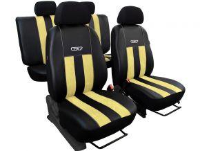 Autostoelhoezen op maat Gt VOLKSWAGEN GOLF III CABRIO (1991-1999)