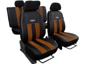 Autostoelhoezen op maat Gt FORD TRANSIT CUSTOM 9m (2013-2019)