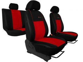 Autostoelhoezen op maat Exclusive OPEL VIVARO