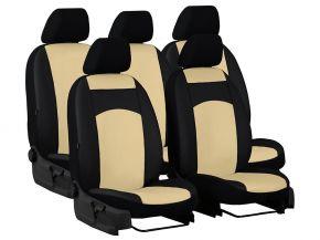 Autostoelhoezen op maat Leer CITROEN C8  5x1 (2002-2014)