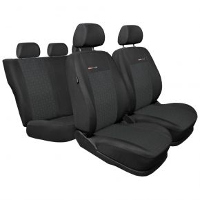 Autostoelhoezen Fiat Doblo III FL (5 mensen), JAAR 2014-, X726-P1