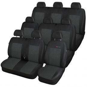 Autostoelhoezen OPEL VIVARO, JAAR 2001-2014, X85-P1