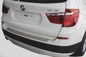 RVS Bumperbescherming Achterbumperprotector, BMW X3 F25