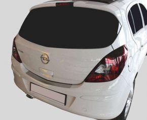 RVS Bumperbescherming Achterbumperprotector, Opel Corsa D
