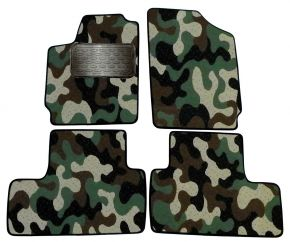 Army car mats Citroen Berlingo/ PEUG. PARTNER I  2002-2007