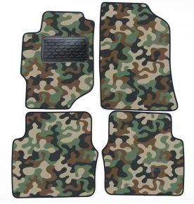 Army car mats Honda Accord 1998-2003 4ks