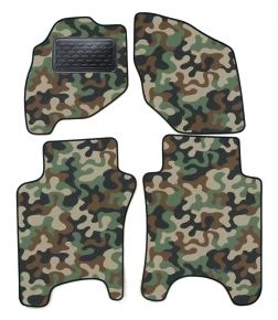 Army car mats Honda Jazz 2002-2008