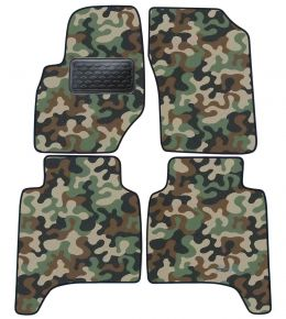 Army car mats Hyundai Teracan 2001-2006 4ks