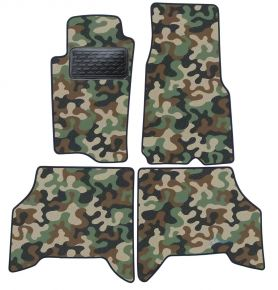 Army car mats Jeep Grand Cherokee 1991-1999 4ks