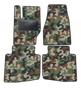 Army car mats Jeep Comander 2006-2010