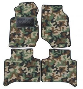 Army car mats Kia Sportage 1994-2004  4ks