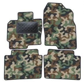 Army car mats Mazda CX-5  2011 - 2016