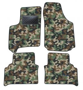 Army car mats Opel Meriva A 2003-2011 4ks
