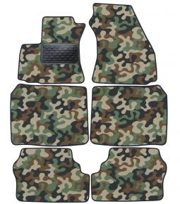 Army car mats Opel Zafira A 1999-2005 6ks