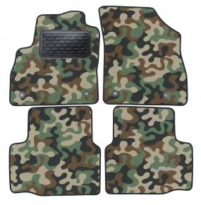 Army car mats Opel Astra K 2015-up 4 ks