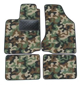 Army car mats Seat Cordoba 1999-2003 4ks