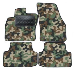 Army car mats Seat Ateca 2016-up 4 ks