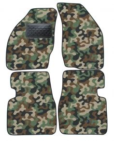 Army car mats Suzuki Baleno 1995-2007 4ks