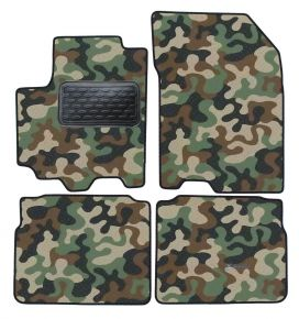 Army car mats Suzuki S-cross / SX4 2013-up  4ks