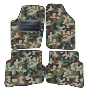 Army car mats Volkswagen Polo 9N  2002-2008