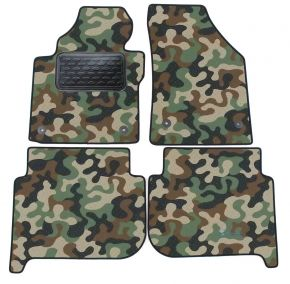 Army car mats Volkswagen Touran 2011-2015  4ks