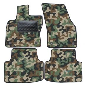 Army car mats Volkswagen Tiguan 2007-up 4ks