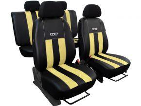 Autostoelhoezen op maat Gt HONDA CIVIC VIII HATCHBACK (UFO) (2006-2011)