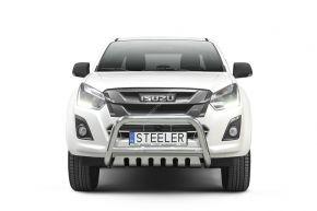 Bullbar Steeler ISUZU D-MAX 2012-2017- Type S