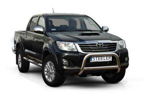 Bullbar Steeler Toyota Hilux 2005-2011-2015 Type A