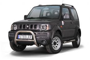 Bullbar Steeler Suzuki Jimny 2005-2012 Type A