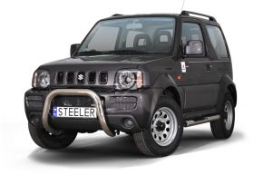 Bullbar Steeler Suzuki Jimny 2005-2012 Type U