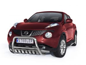 Bullbar Steeler Nissan Juke 2010- up Type S