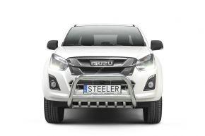 Bullbar Steeler ISUZU D-MAX 2012-2017- Type G