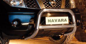 Bullbar Steeler Nissan Navara 2005-2010 Type A