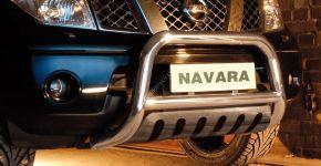 Bullbar Steeler Nissan Navara 2010-2015 Type S