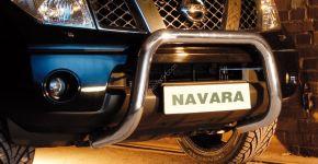 Bullbar Steeler Nissan Navara 2010-2015 Type U