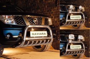 Bullbar Steeler Nissan Navara 2010-2015 Type G