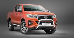 Bullbar Steeler TOYOTA HILUX (SELECTION 50) 2018- Type A